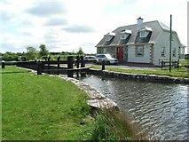 N5749 : Royal Canal Lock No. 19 near Killucan, Co. Westmeath by JP