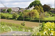 ST0368 : Approaching Llancadle by Mick Lobb