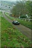 TQ0762 : Brooklands Test Hill by Martyn Davies