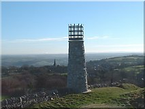 SK3455 : Crich Beacon by JThomas