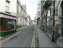 SX3384 : Westgate Street by John Baker