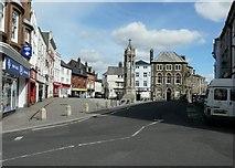 SX3384 : Town Square by John Baker