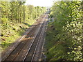 SE1426 : Bradford to Halifax Railway by Alexander P Kapp