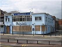 TR3241 : The Britannia Public House, Dover by David Anstiss