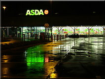 TL8364 : Asda by night by John Goldsmith
