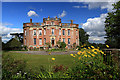 ST9513 : Chettle House (3) by Mike Searle