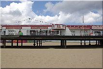 TG5307 : Britannia Pier, Great Yarmouth by Stephen McKay