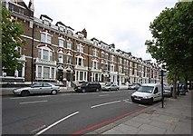 TQ2479 : Holland Road, London W14 by John Salmon
