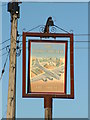 TL8864 : Flying Fortress Pub Sign by Keith Evans