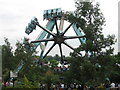 TQ0368 : Vortex - Thorpe Park by Given Up