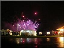 SE7170 : Fireworks at Castle Howard by DS Pugh