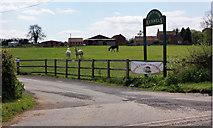 SE7666 : Church Farm Kennels by Peter Church