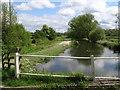 SU1527 : Britford - Water Meadows by Dave Bevis