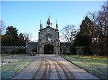 SE5947 : Bishopthorpe Palace by DS Pugh
