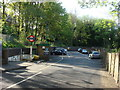 TQ2888 : Highgate tube station, Car park and entrance by Oxyman