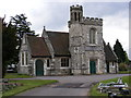 TQ4683 : The Chapel at Rippleside Cemetery by Adrian Cable