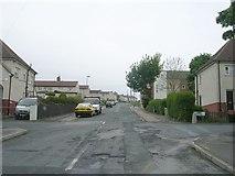 SE2033 : Inghams Avenue - Waterloo Road by Betty Longbottom