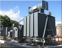 SU6252 : New sub-station in place by Given Up