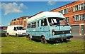 J3474 : Abandoned vans, Belfast (7) by Albert Bridge