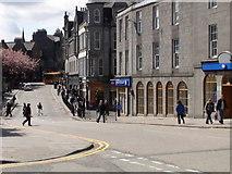 NJ9406 : Upper Kirkgate, Aberdeen by Mike Pennington