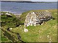 HU1757 : Ancient watermills at Huxter by Stuart Wilding