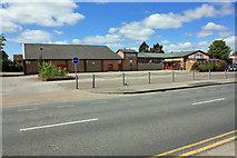TA0729 : The New Walton Club by Peter Church