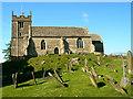 SO8819 : St Bartholomew's church, Churchdown by Brian Robert Marshall
