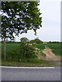 TM3784 : Footpath to Illkeshall Hall by Geographer