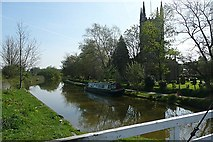 SU3368 : Kennet and Avon Canal by Graham Horn