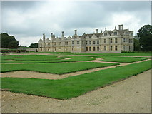 SP9292 : Kirby Hall by JThomas