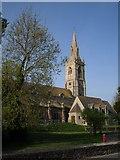 SX9265 : All Saints' church, Babbacombe by Derek Harper