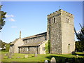 SD5376 : Church of St James, Burton by Alexander P Kapp