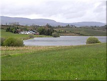 H0610 : Lough Nacarriga by Oliver Dixon