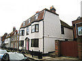 TQ8209 : St Clement Rectory, 106 High Street, Hastings by Oast House Archive