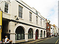 TQ8209 : Old Town Hall, 69 High Street, Hastings by Oast House Archive