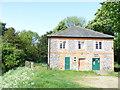 TF8115 : Village Hall, Castle Acre by Stuart Shepherd
