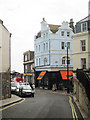 TQ8209 : 61b High Street, Hastings by Oast House Archive