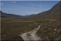 NH0680 : Track to Shenavall by Tom Richardson