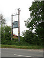 TF9519 : Transformer by junction of B1146 with Church Road by Evelyn Simak