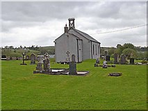 H1912 : Drumreilly Church of Ireland by Oliver Dixon