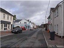 H2110 : Village street, Newton Gore by Oliver Dixon