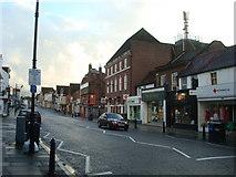 TQ1649 : High Street, Dorking by Stacey Harris