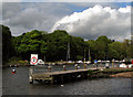 J1386 : Jetty on the Six Mile Water by Rossographer