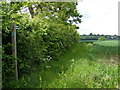 TM3470 : Footpath to Holmes Hill & Mill Road by Adrian Cable