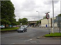 SD8432 : Yorkshire Street Canal Bridge by robert wade