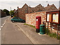 ST8508 : Durweston: postbox № DT11 124 by Chris Downer