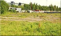 J3475 : Cleared land, Belfast (1) by Albert Bridge