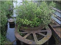 TG2407 : Trowse Swing bridge by Ashley Dace