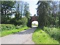 SJ4013 : Old Railway Bridge by John Firth