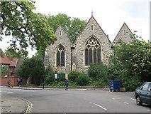 TQ2976 : Christ Church, Clapham by Stephen Craven